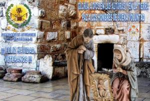 VETERANOS RCLAC 14 - NAVIDAD 2014