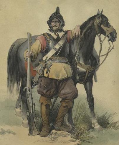 Dragones de caballería